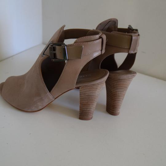 Marc Fisher Taupe Pumps Image 4