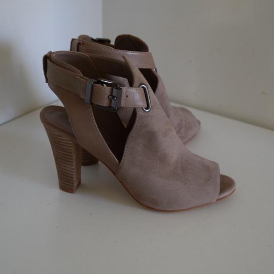 Marc Fisher Taupe Pumps Image 5