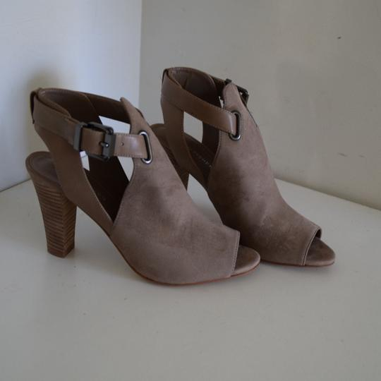 Marc Fisher Taupe Pumps Image 6