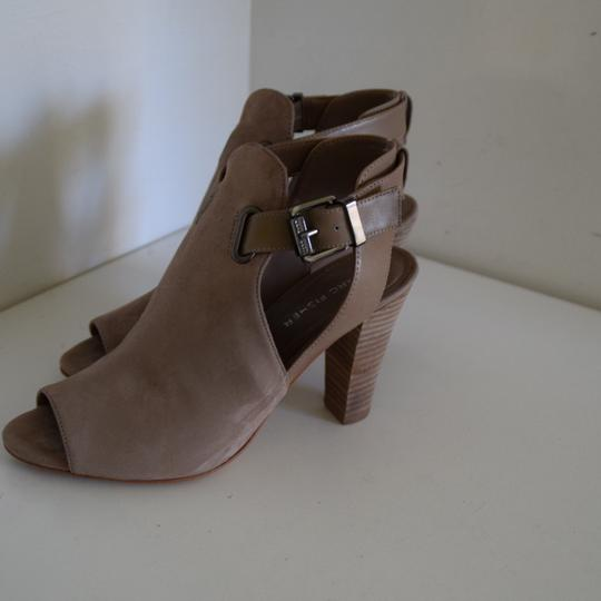 Marc Fisher Taupe Pumps Image 7