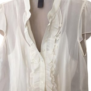 Liz Claiborne Top Cream