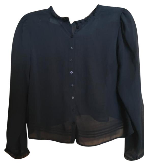 Preload https://img-static.tradesy.com/item/21001830/patterson-j-kincaid-black-buttons-in-the-blouse-size-8-m-0-1-650-650.jpg
