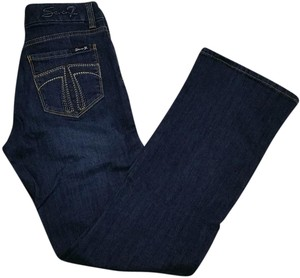 Seven7 Studio Boot Cut Jeans