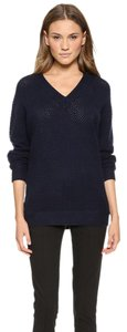 Vince Medium Weave Beach Long Sleeves Sweater