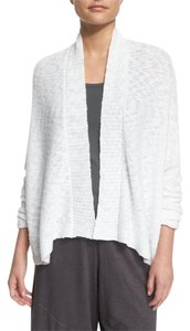 Eileen Fisher Beach Loose Weave Lightweight Cardigan