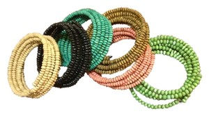 Other Bundle of Beaded Bracelets Beads Jewelry Making