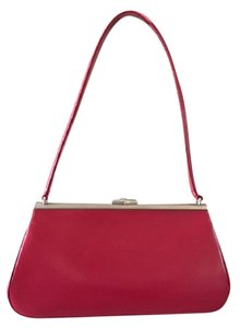 Longchamp Satchel in Red