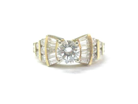 Preload https://img-static.tradesy.com/item/21002065/18kt-round-and-baguette-diamond-yellow-gold-engagement-186ct-ring-0-0-540-540.jpg