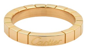 Cartier Cartier Lanieres 18k Rose Gold 3mm Band Ring Size EU 51-US 5.5