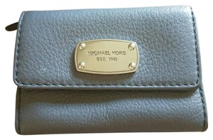Michael Kors Grey Wallet with hardware