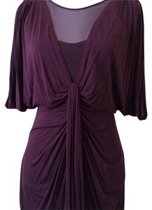 Bailey 44 Top Plum