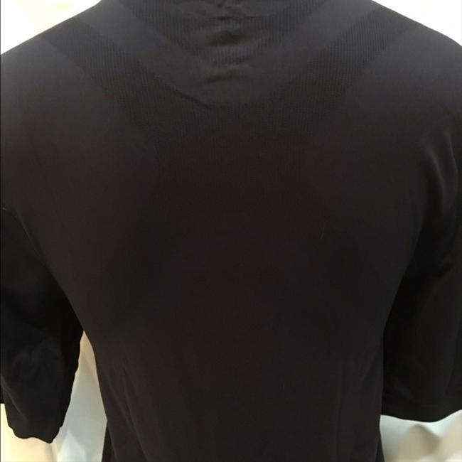 adidas Tech Fit Blue Athletic Tee Image 3