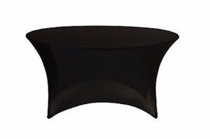 5' Round Spandex Table Covers