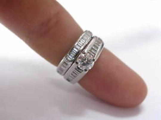 Other Fine Multi Shape Diamond Wedding Set WG 2.28C GIA F-VS2 Image 2