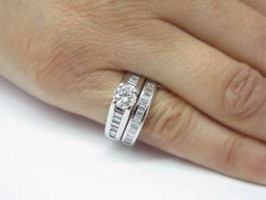 Other Fine Multi Shape Diamond Wedding Set WG 2.28C GIA F-VS2 Image 4