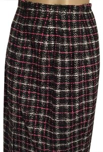 Ann Taylor LOFT Skirt Black, Pink, White