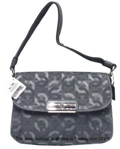 Coach Handbag Op Shoulder Bag
