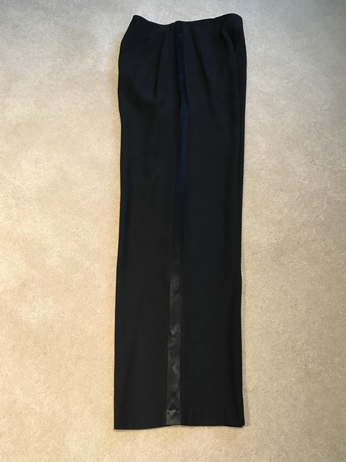 Other Nautical Black Pants Suit with Gold and Crystal Buttons (Size 6) Image 9