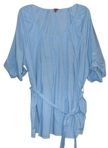 Merona Top light blue