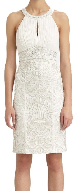 Preload https://img-static.tradesy.com/item/21002976/sue-wong-white-pleated-high-neck-embroidered-n3109-mid-length-cocktail-dress-size-10-m-0-1-650-650.jpg