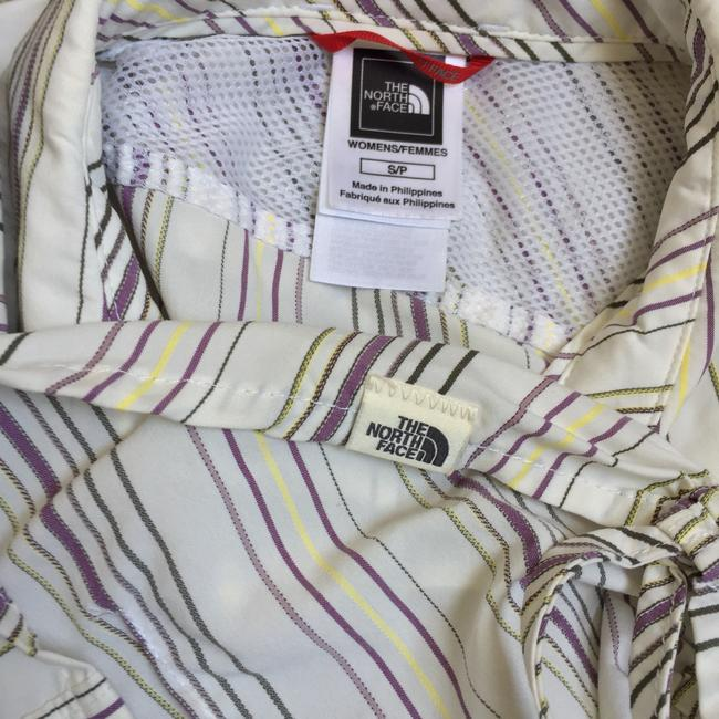 The North Face Button Down Shirt off white / yellow Image 8