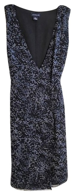 Preload https://img-static.tradesy.com/item/21003020/ann-taylor-blue-silk-print-wrap-mid-length-workoffice-dress-size-2-xs-0-3-650-650.jpg