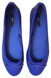 Forever 21 blue Flats
