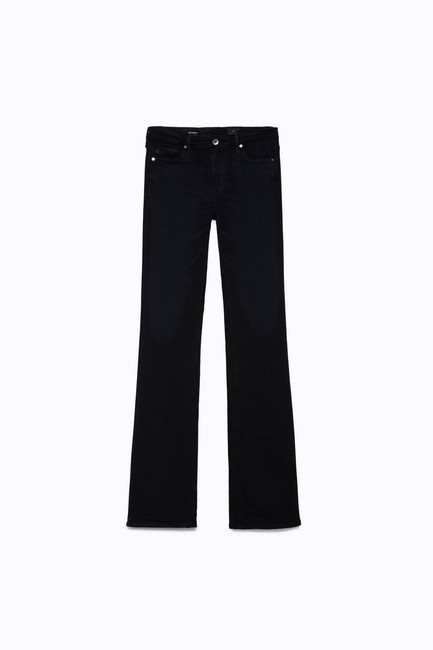 AG Adriano Goldschmied The Angel Boot Cut Jeans-Dark Rinse Image 3
