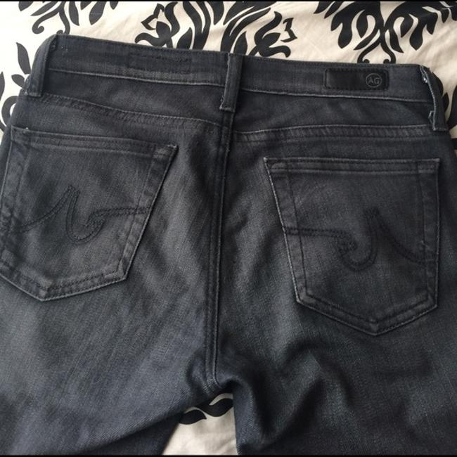 AG Adriano Goldschmied The Angel Boot Cut Jeans-Dark Rinse Image 7