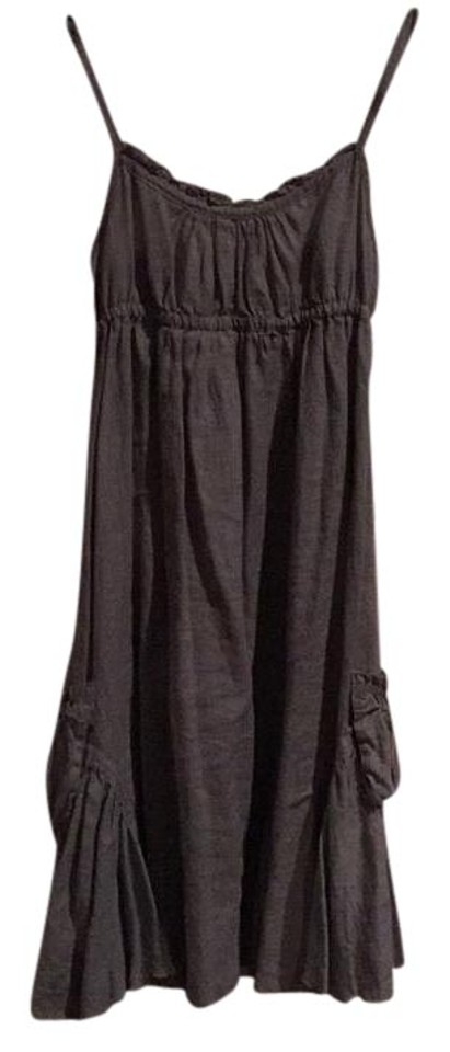 30fdd88eb7b2 Juicy Couture Grey Rn  92918 Mid-length Short Casual Dress Size 8 (M ...