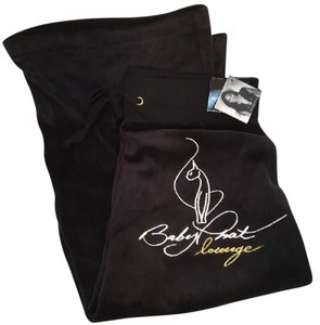 Baby Phat Capri/Cropped Pants Black