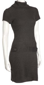 Just For Wraps short dress Gray on Tradesy