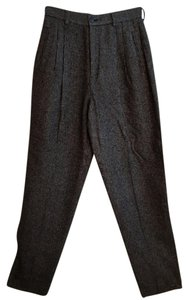 Banana Republic Trouser Pants Black & White