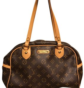 Louis Vuitton Tote in Monogram Style