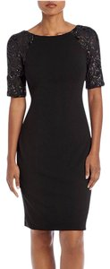 Calvin Klein Lace Sequin Dress