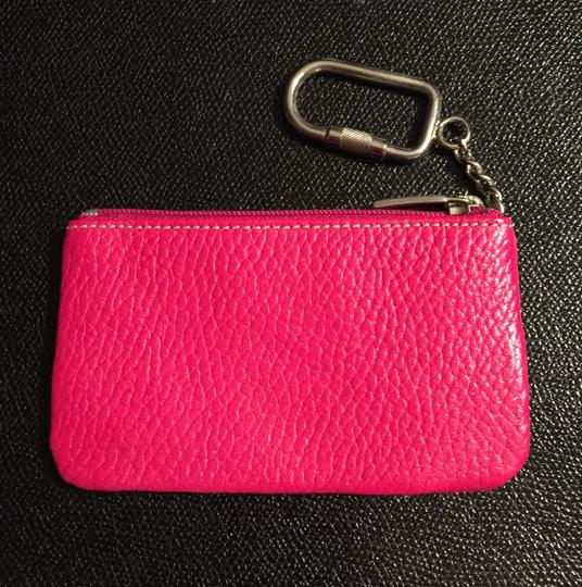 Burberry Burberry Leather Key/Coin Purse. Gorgeous Pebbled Leather. REDUCED!