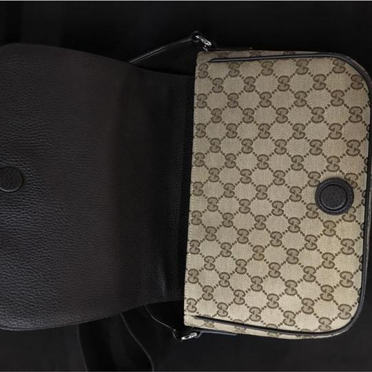 Gucci dark brown Messenger Bag Image 2