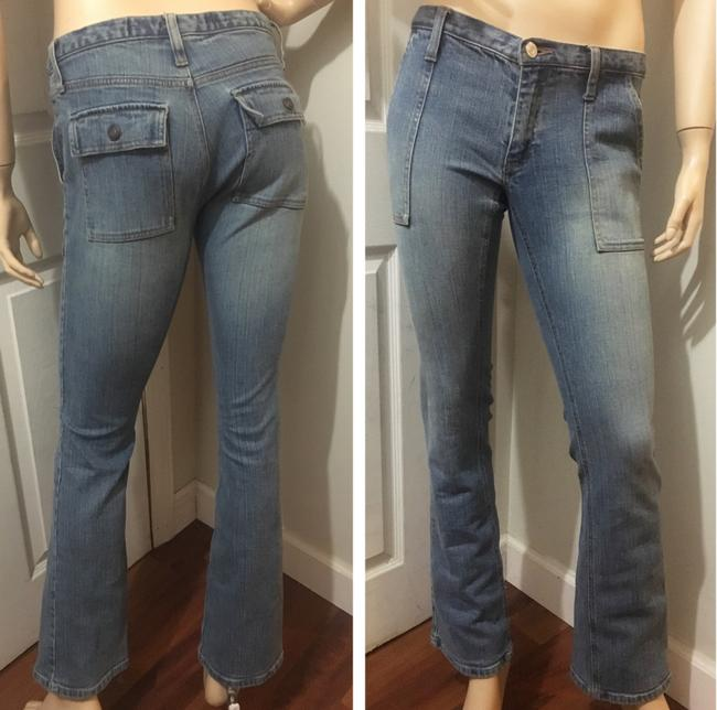 Gap Straight Leg Jeans-Light Wash Image 2