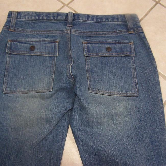 Gap Straight Leg Jeans-Light Wash Image 6