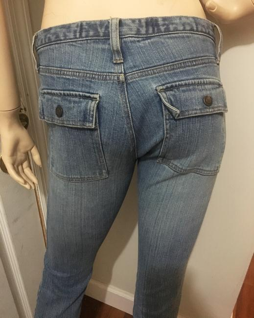 Gap Straight Leg Jeans-Light Wash Image 7