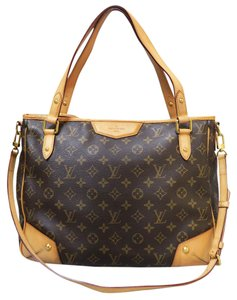 Louis Vuitton Lv Estrela Mm Canvas Satchel in monogram