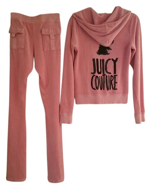 Item - Sugary Pink And Pants Set Activewear Outerwear Size 12 (L, 32, 33)