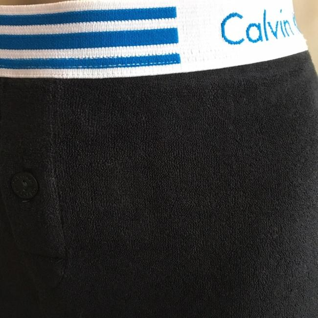 Calvin Klein Terry Cloth Athletic Pants Image 2