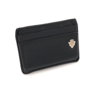 Gucci Authentic Leather Arrowhead Card Case with Gucci Logo 322415 478442