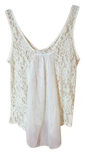 Lily White Top ivory
