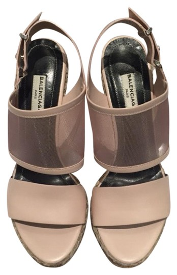 Preload https://img-static.tradesy.com/item/21004087/balenciaga-blush-mesh-and-leather-wedges-size-us-7-regular-m-b-0-1-540-540.jpg
