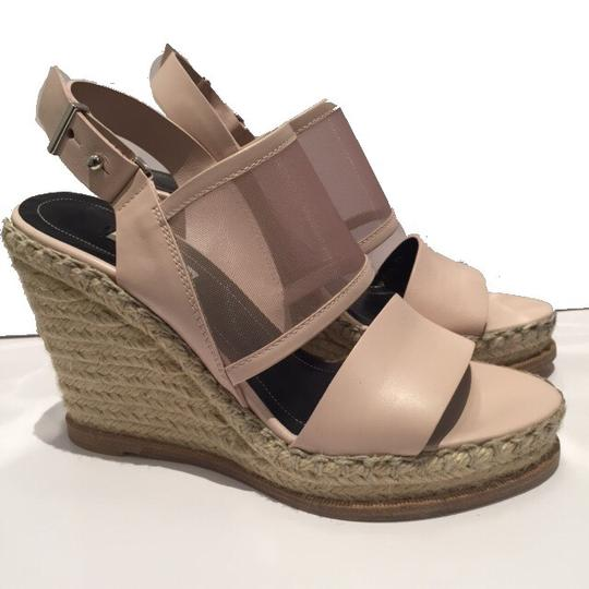 Balenciaga Blush Wedges Image 1