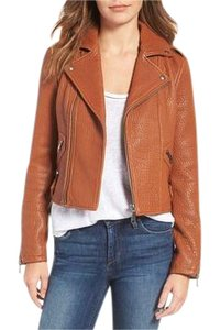Rebecca Minkoff Taupe Leather Jacket