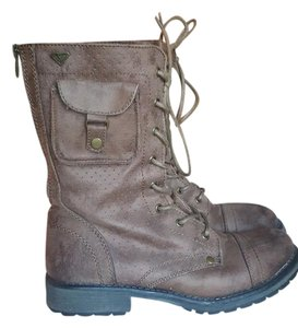 Roxy Midcalf Brown Boots