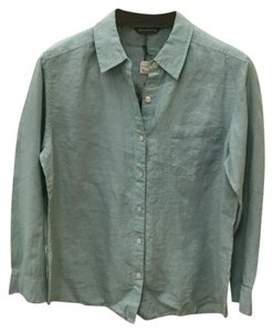 Tommy Bahama Large New With Tags Button Down Shirt Sage